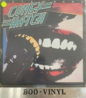 CONEY HATCH Outa Hand  LP With Inner Ex Con+ A2/B2 Vinyl
