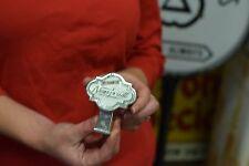 Vintage Narragansett Porcelain Beer Metal Ball Knob Pull Tap Handle