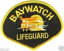 BAYWATCH LIFEGUARD PATCH - BAY06