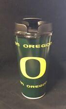 Oregon Ducks Game Day Single Wall Travel Cup Tumbler Plastic Mug w/ Lid 32oz