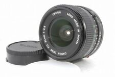Exc++ Canon New FD 24mm f/2.8 f 2.8 Lens *140298