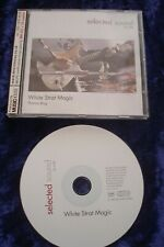 CD MUSIC LIBRARY.WHITE STRAT MAGIC.THOMAS BLUG.SELECTED SOUND.RARE GUITARIST.