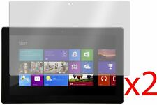 """Hellfire Trading 2x Screen Protector Cover for Microsoft Surface RT 2 10.6"""""""