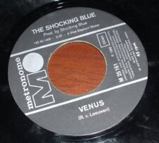 Shocking Blue - Venus  ~ Hot Sand   Vinyl  45 ~ Metronome   VG+