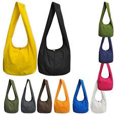 Tasche Damen Umhängetasche Beuteltasche weiß schwarz grün gelb grau blau Shopper