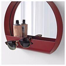Design Hay,Spiegel mit Ablage,Serie YPPERLIG,30x26cm Stahl,limitiert IKEA
