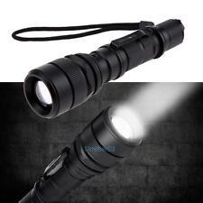 Aluminum  8000LM XML L2 LED Scuba Diving USB Charging Flashlight Torch