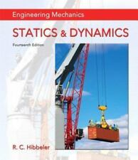 Engineering Mechanics: Statics and Dynamics SI Units 14th Int'l Edition
