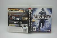 CALL OF DUTY WORLD AT WAR  PS 3  PAL