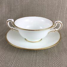 White Antique Original British Porcelain & China