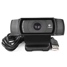 Logitech HD Pro Webcam C920 Laptop desktop Video Calling Recording 1080p Camera