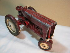 Tru Scale Red Farm Tractor U.S.A.   As Is Parts  T*