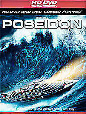 Poseidon [HD DVD], Very Good DVD, Stacy Ferguson, Josh Lucas, Richard Dreyfuss,