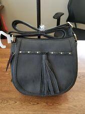 Purse Handbag Black No Boundaries NEW NWT