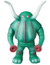 Android Kikaider Green Mammoth Soft Vinyl Figure Medicomtoy 24 cm Japanese