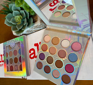 Bh cosmetics Digital Future Eye shadow palette