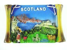 Schottland Magnet Scotland 7 cm Poly,Souvenir GB