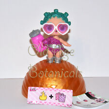 LOL Surprise Doll COSMIC QUEEN Series 1 RETIRED Gold Ball Rare Opened