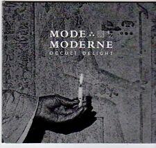 (FI270) Mode Moderne, Occult Delight - 2014 DJ CD