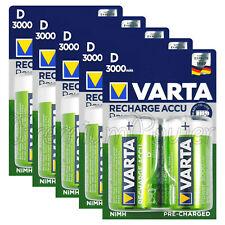 Varta Batteries 56720101402 Hr20 / D blister de 2