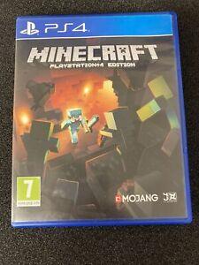 Minecraft: PlayStation 4 Edition (Sony PlayStation 4, 2014) Minecraft PS4 Game