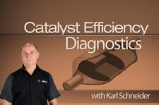Catalyst Efficiency Diagnostics /Automotive Diagnostic Training /DVD /Manual 259
