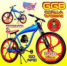 "26"" Gas Tank Frame Bike For 48cc/66cc/80cc 2-STROKE MOTORIZED BIKE KITS"