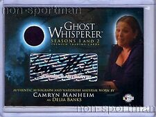 GHOST WHISPERER CAMRYN MANHEIM COSTUME AUTO GAC-3