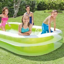 """Intex Swim Center Family Inflatable Pool, 103"""" X 69"""" X 22"""" Top Quality strong"""