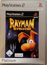 Gioco PS2 Rayman - Revolution - Ubisoft Platinum Playstation 2 Usato
