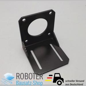 CNC Motorhalter für Nema 23 - Stahl lackiert RepRap 3D-Drucker Eigenbaufräse