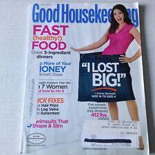Good Housekeeping Magazine Annie Bennett Fast Food June 2009 061917nonrh