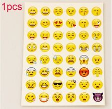 sticker 48 classic Emoji Smile face stickers notebook album message social media