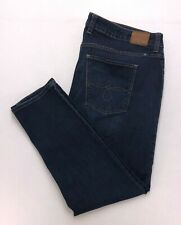 F236 Lucky Brand Jeans GINGER SKINNY Mid Rise Stretch sz 18W Ankle (Mea 40x27.5)