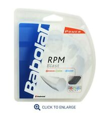 Babolat RPM Blast Power 125/17 Gauge Tennis String