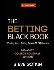 The Betting Black Book : Winning Sports Betting Data on All FBS Coaches...