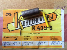 Paper in Oil (PIO) capacitor 0.047 uF K40Y-9 for Fender or Gibson