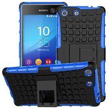 Étuis, housses et coques avec clip bleus Sony Xperia M pour téléphone mobile et assistant personnel (PDA)