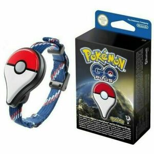 Pokemon Go Plus Bluetooth Wristband Bracelets Watch Game Accessory