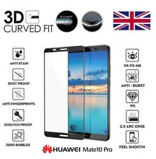 For Huawei Mate 10 Pro Genuine Full 3D Tempered Glass 9H Screen Protector Cover