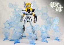 Saint Seiya Myth Cloth Cygnus Hyoga Aquarius Camus Effect Part
