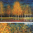 """36W""""x24H"""" EVENING GROVE by MELISSA GRAVES-BROWN - TREES LEAVES CHOICES of CANVAS"""