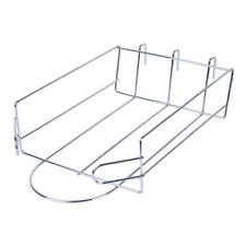 Only Hangers Chrome Grid Cap Merchandiser- 6 pk