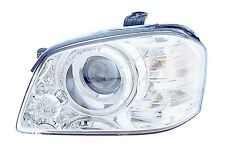 Headlight Assembly Left/Driver Side Fits 2005-2006 Kia Optima/Magentis Low Beam