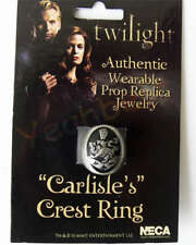 TWILIGHT - Carlisle's Ring Jewellery Prop Replica (NECA) #NEW