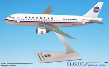 Flight Miniatures China Northwest Airlines Airbus A320-200 1:200 Scale Retired