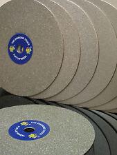 "( 8"" ) Grit 60 Diamond coated Flat Lap wheel Lapidary Grinding Sanding disc disk"