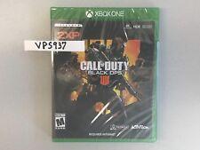 Call of Duty: Black Ops 4 (Microsoft Xbox One, Xbox 1, 2018) BRAND NEW SEALED!!!