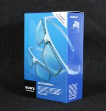 New SONY Play Station  SimulView 2X Passive Glasses for PS3 Gaming.TDG-SV5P