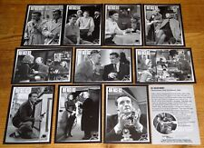 The Avengers 60's TV Series 3 by Strictly Ink - Base Set 54 Mint Trading Cards